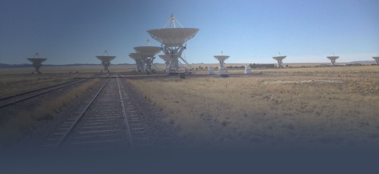 Satellites at the Very Large Array